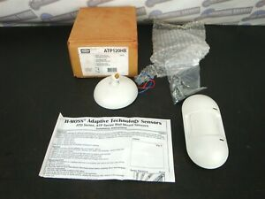 Hubbell Atp120hb Pir Motion Switch Sensor H moss Wall Mount new In Box