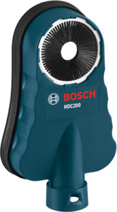 Bosch Hdc200 Universal Dust Collection Attachment Sds plus Sds max Hammers New