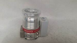 new Pfeiffer Vacuum Hipace 80 Pm P03 940 Turbo Pump W tc 110 Pm C01 790 A