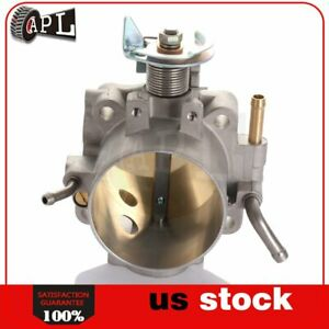 New 70mm Throttle Body For 2000 2001 Acura Integra 1 8l 309 05 1050