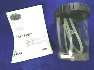 3m Type H o Pressure Cup Large with Booklet 3m Pps 16124 Pressure Cup