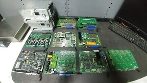 Toshiba Strata Phone System Card And Psu Lot