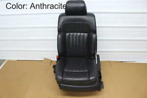 2004 2005 2006 Vw Phaeton 3d Front Left Leather Seat Assembly