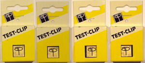 Lot Of 12 Test Clips Dip 08 40 Ap Products New Or Gently Used Great Condition