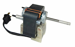 Broan 509 Replacement Vent Fan Motor 1 5 Amps 3000 Rpm 120v 99080180