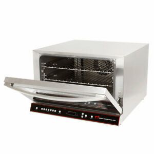 Wisco 721 1 2 size Commercial Countertop Convection Oven