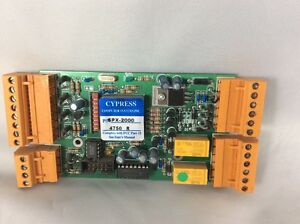 Cypress Wiegand Suprex Security Supervised Badge Access Reader Extender Spx 2000