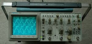 Tektronix 2232 100mhz Analog digital Oscilloscope Calibrated Two Probes
