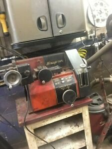 Snap On Brake Lathe Machine
