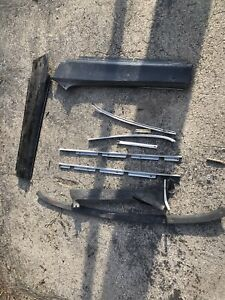 1968 1969 1970 Dodge Charger Coronet Plymouth Gtx Rear Stainless Trim More