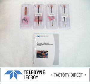 Teledyne Lecroy D420 4ghz 5vp p Differential Probe Factory Direct