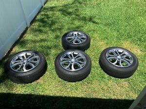 2016 Mercedes Benz C300 Oem 17 tires rims Used Amazing condition