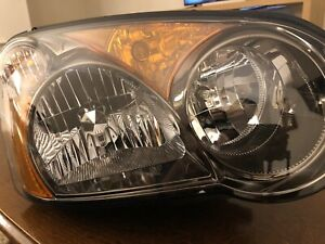 Headlight Assembly Hid 2004 05 Subaru Impreza Wrx Sti