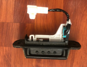 Used Lexus Sportcross Rear Tailgate Release Open Switch Oem Genuine Gita