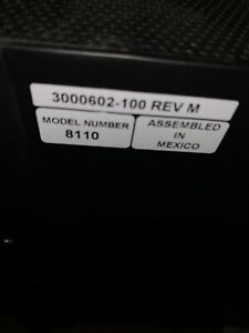 Triconex Invensys 8110 Rev 3000602 100 Chassis