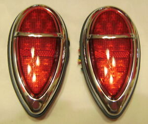 1938 1939 Ford Vintage Style Led Signature Series Tail Lights Cool Custom