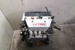 02 04 Acura Rsx Type S Oem Motor Complete Engine Long Block K20a2 104k Miles