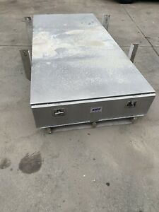 2018 Eby Cattle Trailer Toolbox