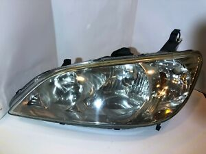 2004 2005 Honda Civic Hb Driver Side Oem Headlight 33151s5aa51