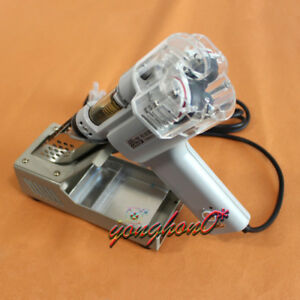 Electric Desoldering Gun Vacuum Pump Solder Sucker S 998p 100w 220v 1pcs