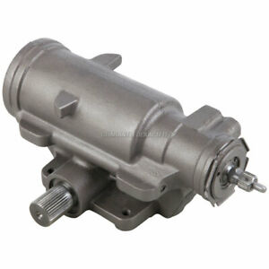 Remanufactured Power Steering Gear Box For Chevy Gmc Full Size Truck Suv