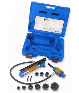 Current Tool 154pm 1 2 4 Hydraulic Knockout Kit