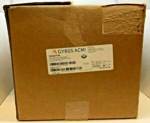 Box Of 10 Gyrus Acmi Disp Collection Set W Tapered Fitting 6 Exp 06 24 New