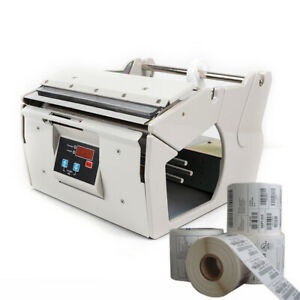 Automatic Electric Label Dispenser Peeling Machine 1 10 Inches s Separating Tool