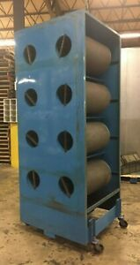Deimco Md 5400 Powder Coating Booth Spray Booth Recovery Module Collector 2