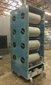 Deimco Md 5400 Powder Coating Booth Spray Booth Recovery Module Collector 1