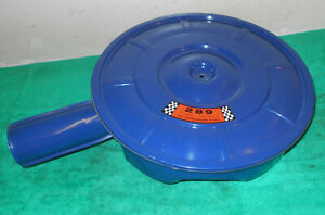 1964 1965 1966 1967 Ford Mustang Gt A Mercury Cougar Xr7 Orig 289 4v Air Cleaner