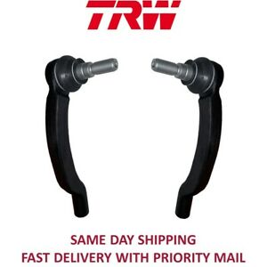 Ram Promaster 1500 2500 3500 Outer Tie Rod Rods Set Of 2 For Rack Pinion