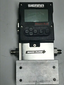 Sierra Smart Trak Mass Flow Controller C100l dd 2 ov1 sv1 pv2 v3 s0 co Air