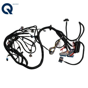 Dbc Wiring Harness Fuel Injection W 4l60e Ls1 For 1999 2003 4 8 5 3 6 0