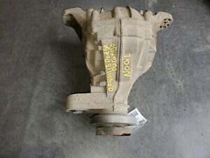 Rear Differential Out Of A 2013 Dodge Durango With 104 224 Miles 3 45 Ratio