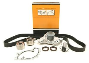 New Continental Timing Belt Kit W Water Pump Pp257lk3 For Toyota 3 0 V6 1994 04