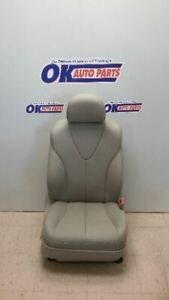 07 09 Toyota Camry Passenger Right Front Bucket Seat Tan Leather Power Heat