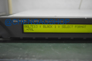 Used Good Tektronix Tg8000 By Dhl Or Ems With 90 Day Warranty gn39 Xh