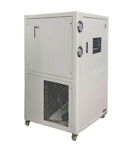 2 Ton Air Cooled Chiller Industrial Water Chiller Portable 220v 1ph Hbc 2