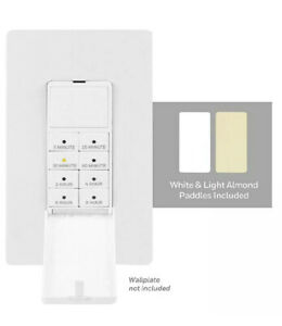 Honeywell Wall Push button Timer Switch 5 15 30 Minute 1 2 4 6 8 Hour Countdown