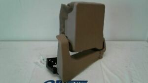 98 03 Ranger Extended Cab Tan Cloth Driver Left Rear Seat