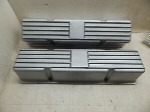Rare Ridge Runner Valve Covers Vintage Sbc