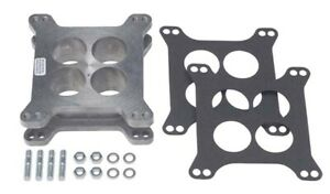 Trans Dapt 2048 2 Holley Ported Carb Spacer