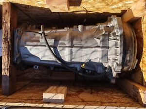 2011 Chevrolet Corvette C6 Automatic Transmission Assembly With Torque Converter