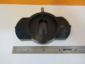 Zeiss Germany Stereo Polarizer Lambda Microscope Optics Pc As Pictured