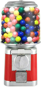 Ironwalls Gumball Candy Vending Machine Capsule Bouncy Ball Gumball Commercial