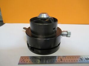 Carl Zeiss Germany Pol Optics Condenser Microscope Part As Pictured 3k a 24