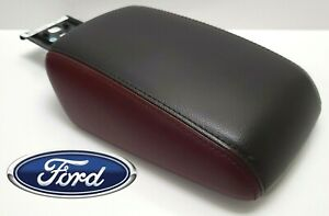 2012 2014 Ford Focus Center Console Lid Arm Rest Armrest Black Tuscany Cover