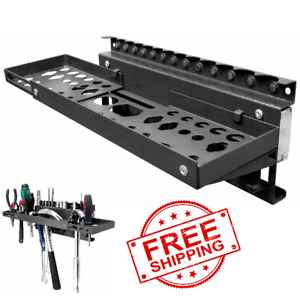 Multi Function Magnetic Tool Holder Screwdrivers Sockets Wrenches Tool Organizer