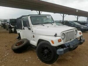 Driver Side View Mirror Manual Lhd Fits 87 95 97 02 Wrangler 2083927